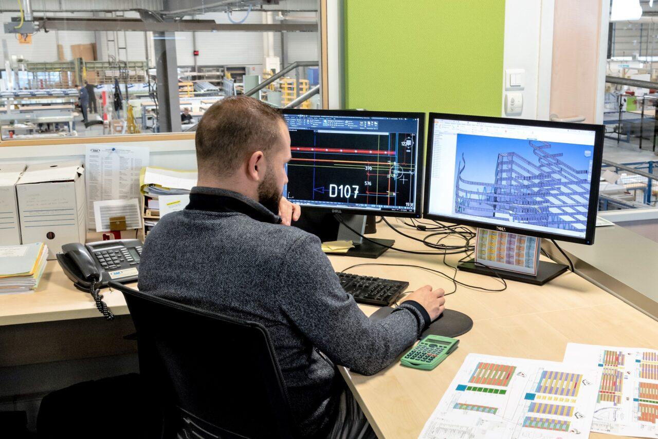 façade architecturale bardage aluminium panneaux composites TIM Composites