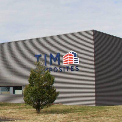 actualités bâtiment objectif croissance TIM Composites