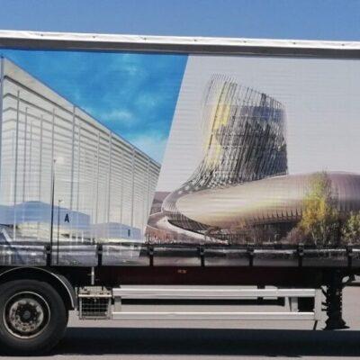 actualités bâtiment bâche camion TIM Composites