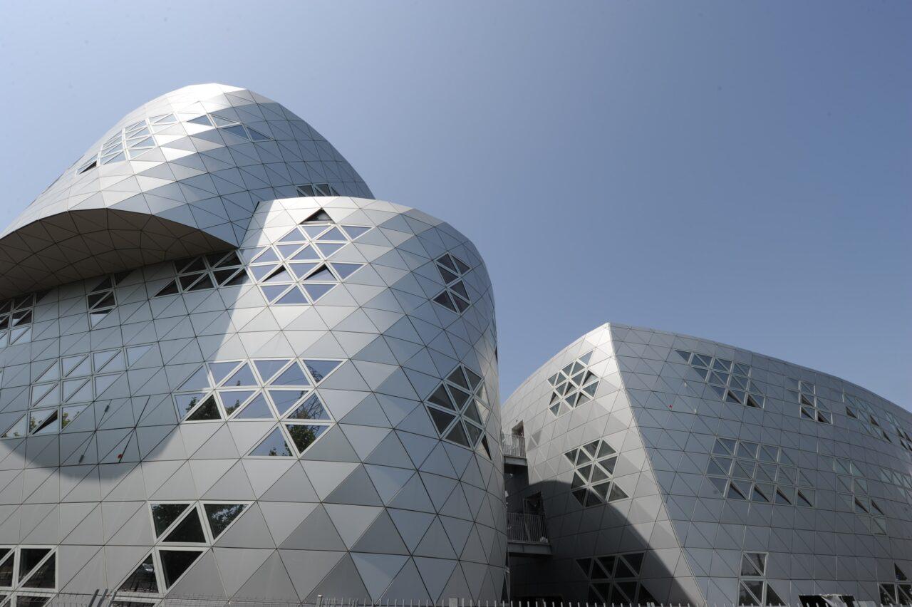 panneaux de façade panneau composite aluminium TIM Composites