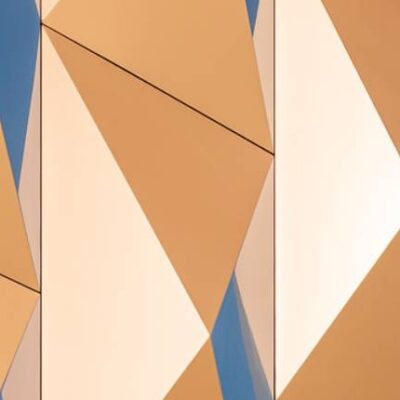 La Promenade de Bretigny panneaux composites TIM Composites