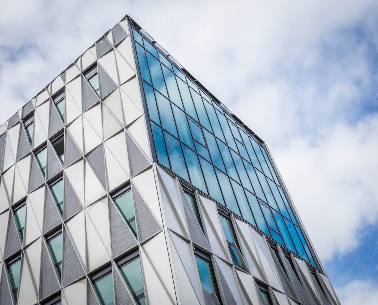 Urban Quartz ZAC EuroRennes aluminium composite Larson TIM Composites