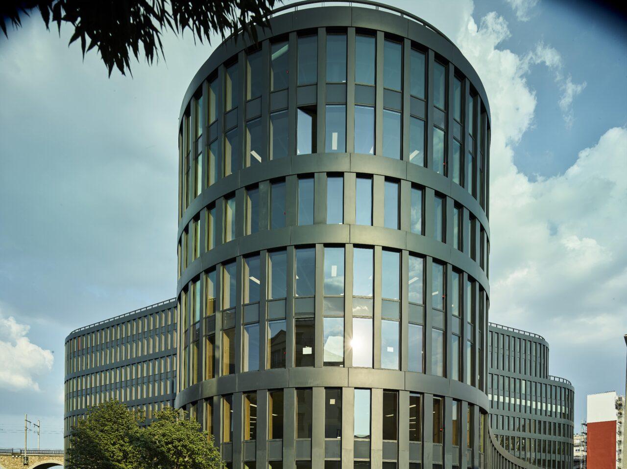 panneaux de façade bardage aluminium TIM Composites